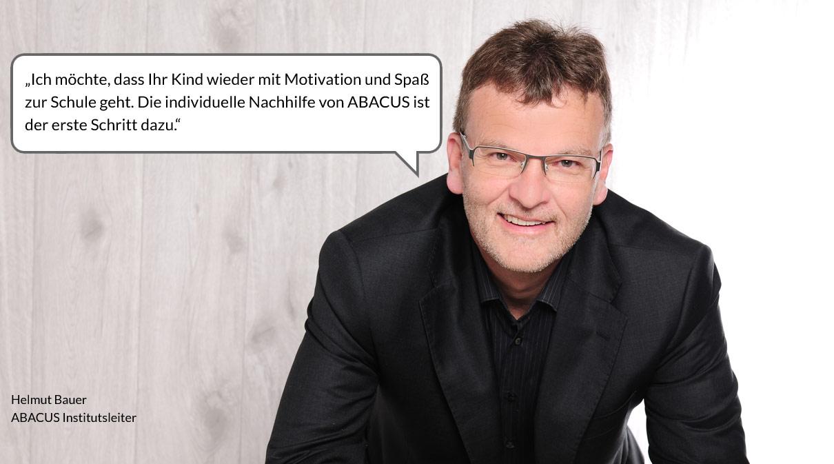 Helmut Bauer, ABACUS Nürnberg