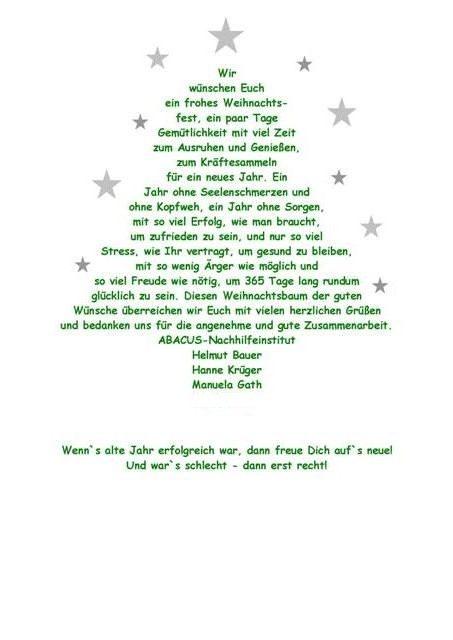 weihnachtsw nsche baum